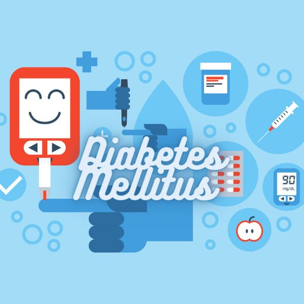 Imagem principal do produto Diabetes Mellitus