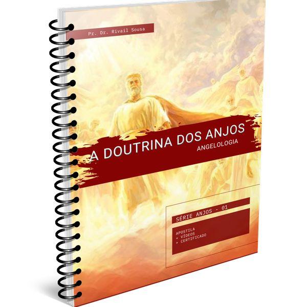 Imagem principal do produto A doutrina dos anjos   Angelologia