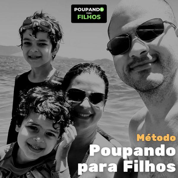 Imagem principal do produto Método Poupando para Filhos