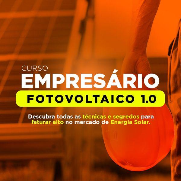 Imagem principal do produto EMPRESÁRIO FOTOVOLTAICO 1.0