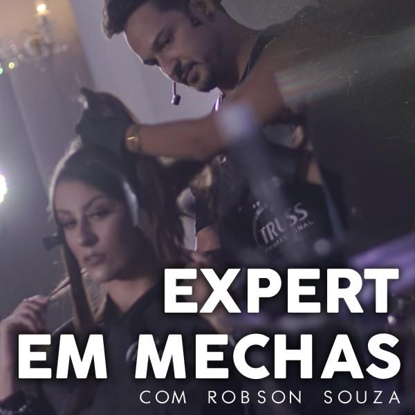 Imagem principal do produto Expert em Mechas com Robson Souza