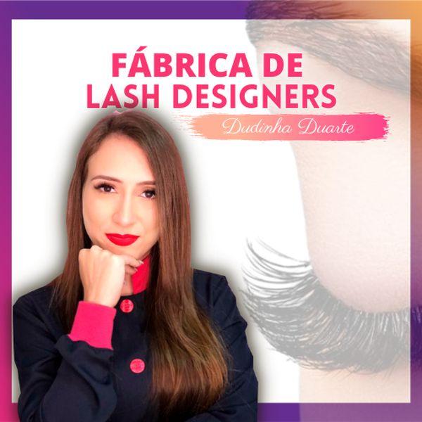 Imagem principal do produto Fábrica de Lash Designers