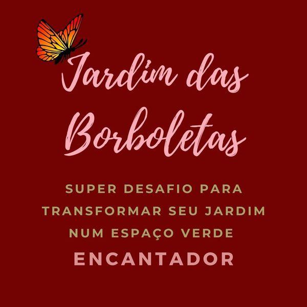 Imagem principal do produto Desafio Jardim das Borboletas