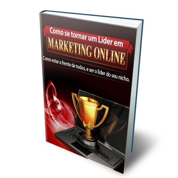 Imagem principal do produto Como Se Tornar Um Líder  Em Marketing Online