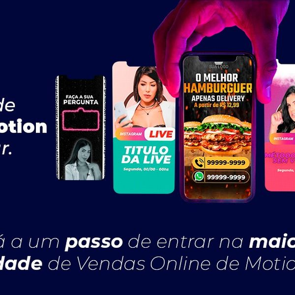 Imagem principal do produto AGENCIA DE MOTION