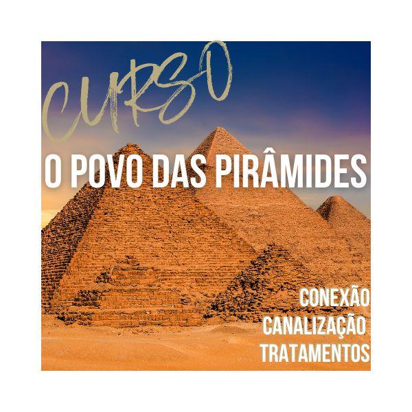 Imagem principal do produto Cura com o Povo da Pirâmides