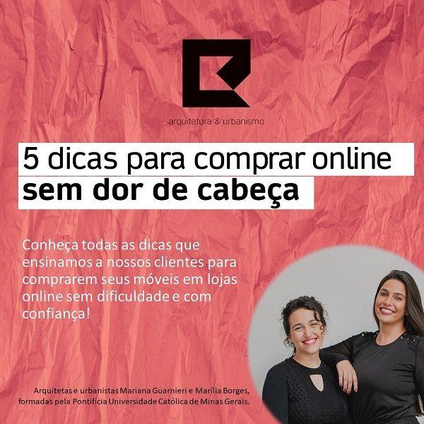 Imagem principal do produto 5 DICAS PARA COMPRAR ONLINE SEM DOR DE CABEÇA.