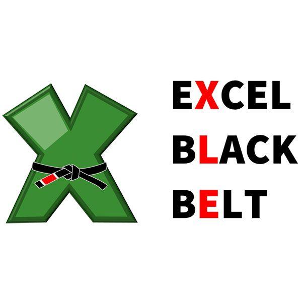 Imagem principal do produto Excel Black Belt - Básico ao Dashboard + VBA