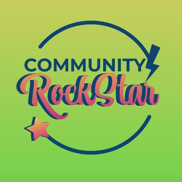 Imagem principal do produto Community Rockstar