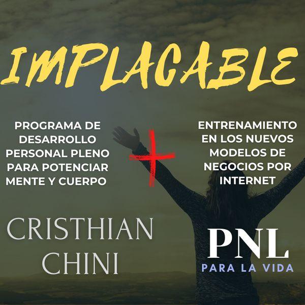 Imagem principal do produto Entrenamiento Implacable