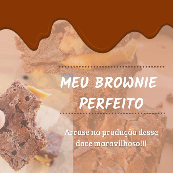 Imagem principal do produto EBOOK - Meu brownie perfeito!