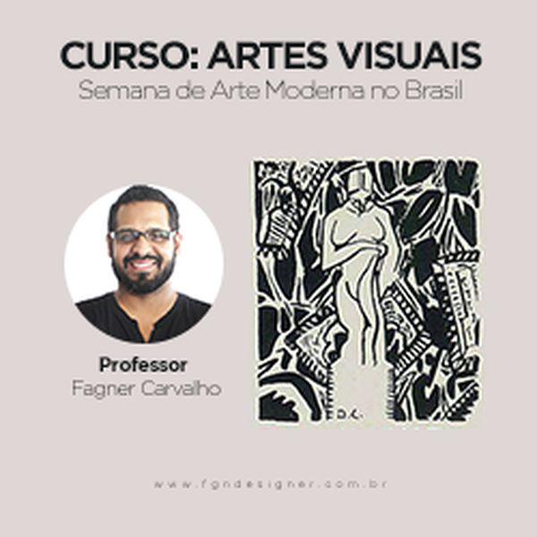 Imagem principal do produto ARTES VISUAIS: Semana de Arte Moderna no Brasil