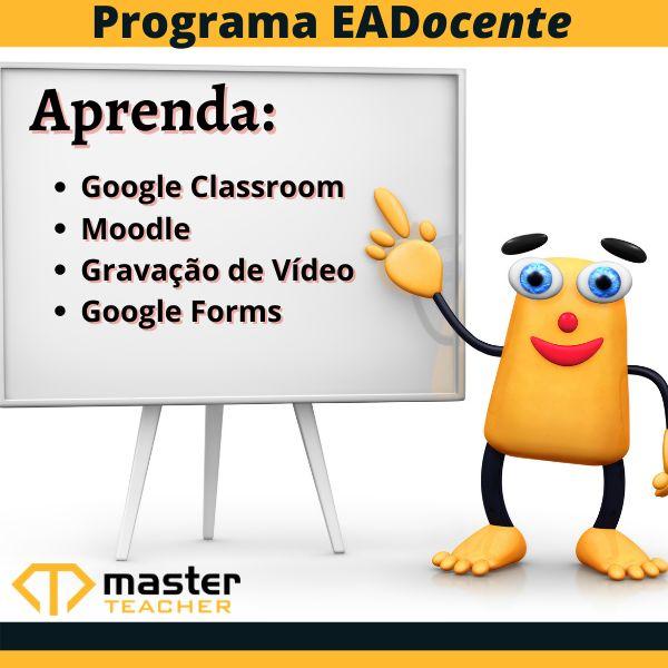 Imagem principal do produto Programa EADocente