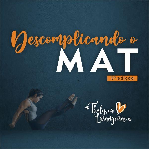 Imagem principal do produto DESCOMPLICANDO O MAT com Thalyssa Larangeiras