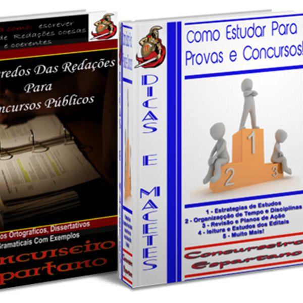 Imagem principal do produto Como Estudar Para Provas E Concursos