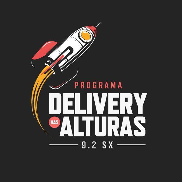 Imagem principal do produto Delivery nas Alturas