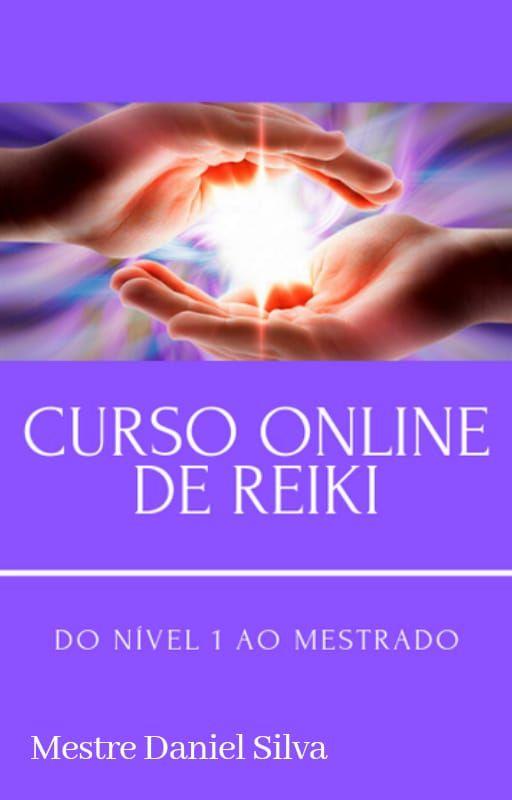 Curso Online de Reiki- do nível 1 ao Mestrado