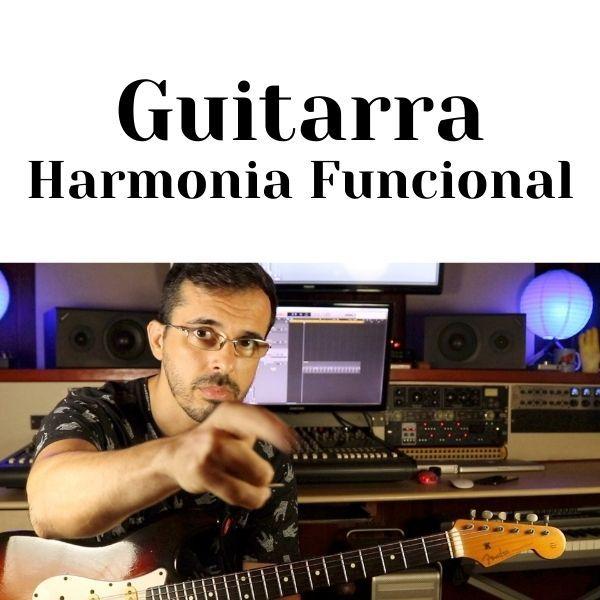 Imagem principal do produto Guitarra e Harmonia funcional 1