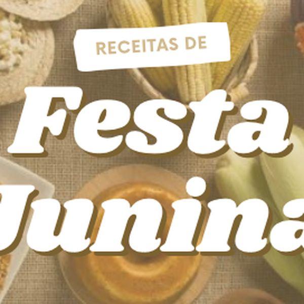 Imagem principal do produto eBook Doces de Festa Junina