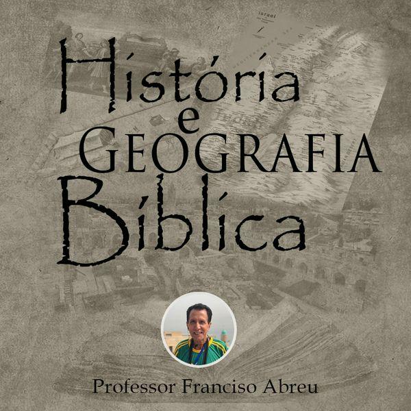 Imagem principal do produto Curso História e Geografia Bíblica - Módulo 1
