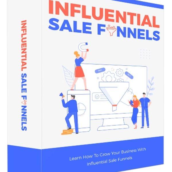 Imagem principal do produto Influential Sale Funnels