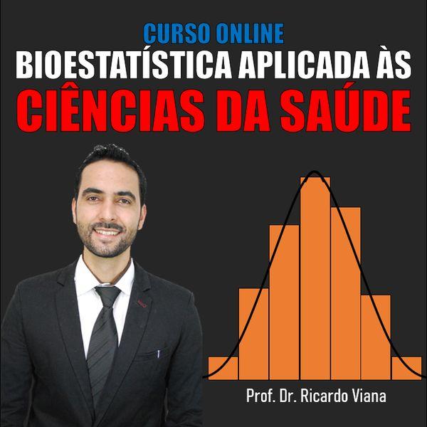 Imagem principal do produto BIOESTATÍSTICA APLICADA ÀS CIÊNCIAS DA SAÚDE