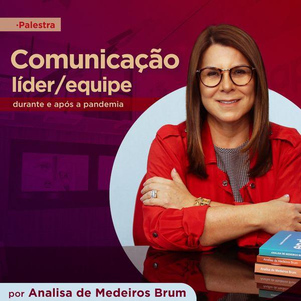 Imagem principal do produto COMUNICAÇÃO LÍDER/EQUIPE – DURANTE E APÓS A PANDEMIA