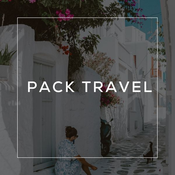 Imagem principal do produto Julia Pretti Presets - PACK TRAVEL