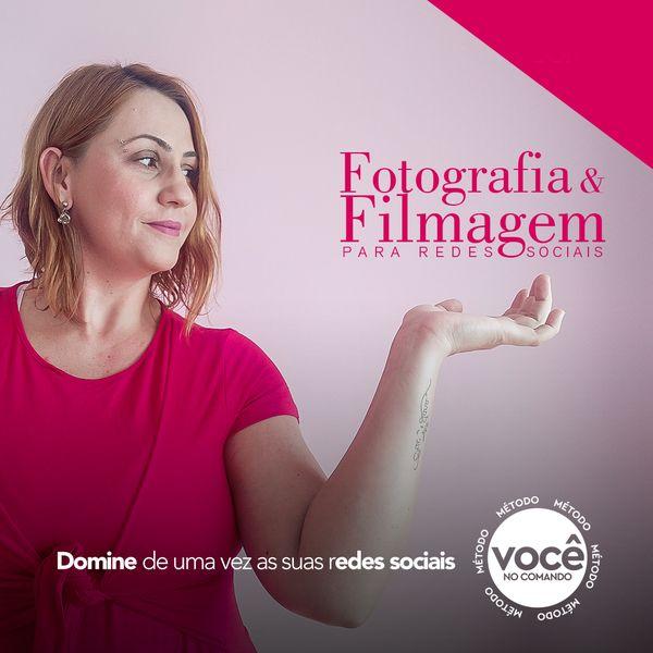Imagem principal do produto FOTOGRAFIA E FILMAGEM PARA AS REDES SOCIAIS