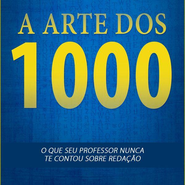Imagem principal do produto A arte dos 1000