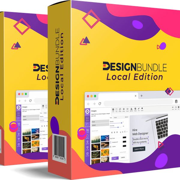 Imagem principal do produto DesignBundle Suite de Design 10 em 1