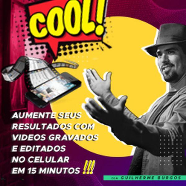 Imagem principal do produto Grave e edite videos com o celular em 15 minutos
