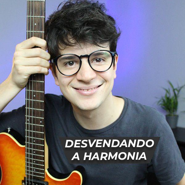 Imagem principal do produto Desvendando a Harmonia