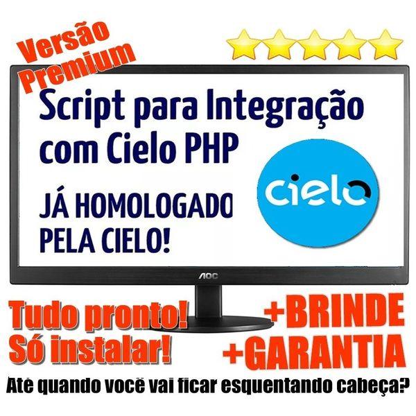 Imagem principal do produto BOLETOS+SCRIPT PARA INTEGRAÇÃO COM CIELO PHP - API 3.0 PHP - Cielo Ecommerce