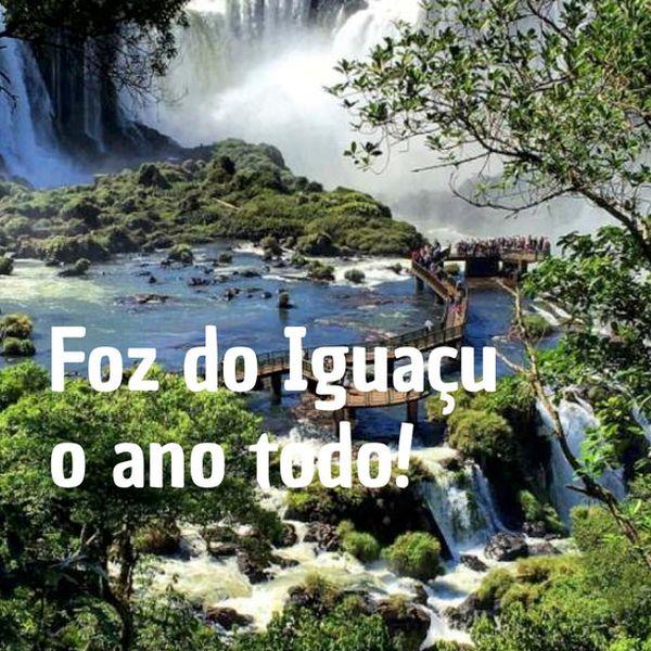 Imagem principal do produto Guia de Viagem Foz do Iguaçu