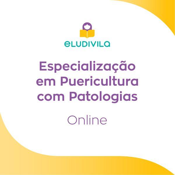 Imagem principal do produto Especialização em Puericultura com Patologias