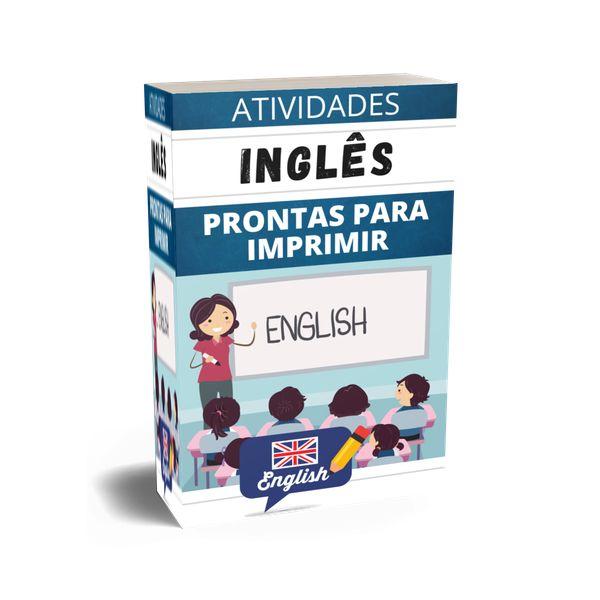 Imagem principal do produto ATIVIDADES DE INGLES
