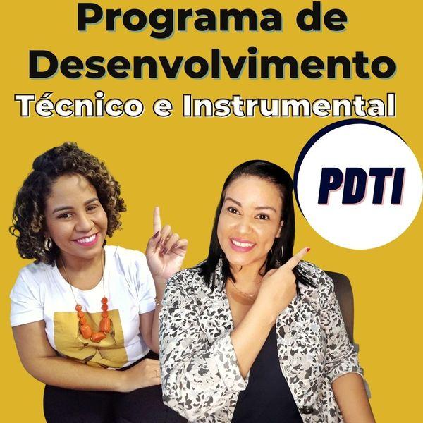 Imagem principal do produto PDTI - Programa de Desenvolvimento Técnico e Instrumental