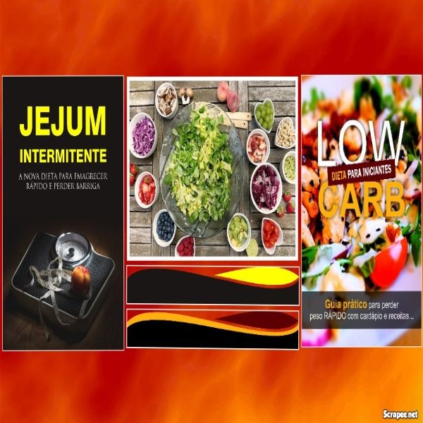 dieta low carb ou jejum intermitente