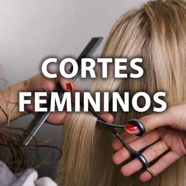 Imagem principal do produto Curso de Cortes Femininos - Aperfeiçoamento para Cabeleireira