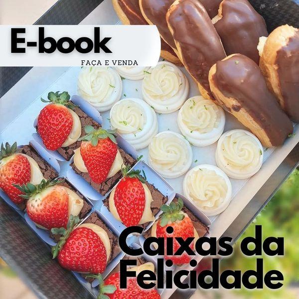 Imagem principal do produto E-Book Caixa da Felicidade - faça e venda