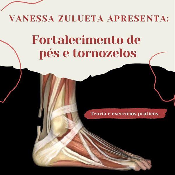 Imagem principal do produto FORTALECIMENTO DE PÉS E TORNOZELOS - PARA BAILARINOS
