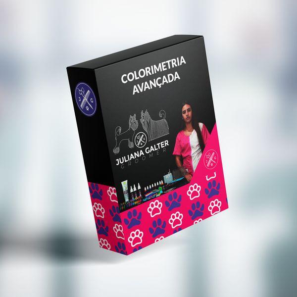 Imagem principal do produto COLORIMETRIA AVANÇADA
