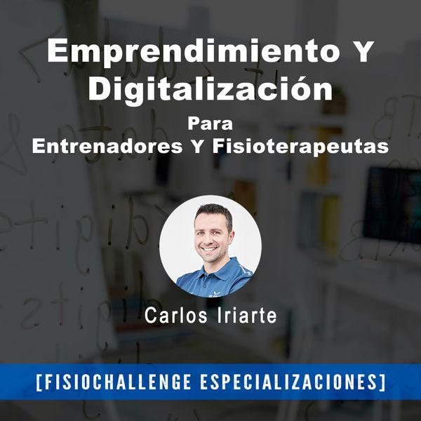 Imagem principal do produto Emprendimiento y Digitalización para Entrenadores y Fisioterapeutas - Especialización FCH