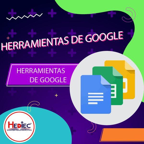 Imagem principal do produto HERRAMIENTAS DE OFFICE EN GOOGLE