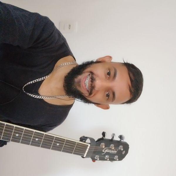 Imagem principal do produto Curso de Violão Popular Online para Iniciantes, aprenda a tocar violão de uma maneira que você nunca viu.