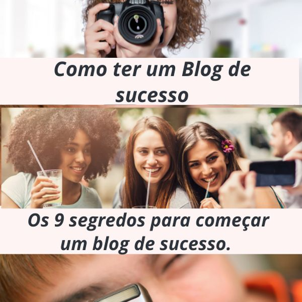 Imagem principal do produto Como ter um blog de sucesso