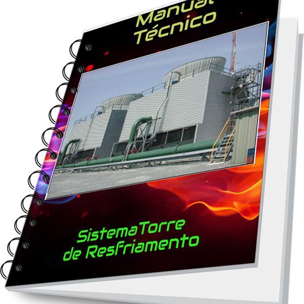 Imagem principal do produto MANUAL SISTEMA TORRE RESFRIAMENTO ÁGUAS INDUSTRIAIS