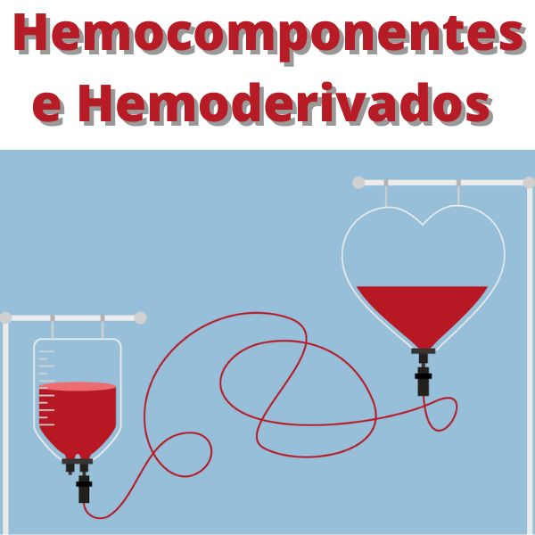 Imagem principal do produto Hemocomponentes e Hemoderivados