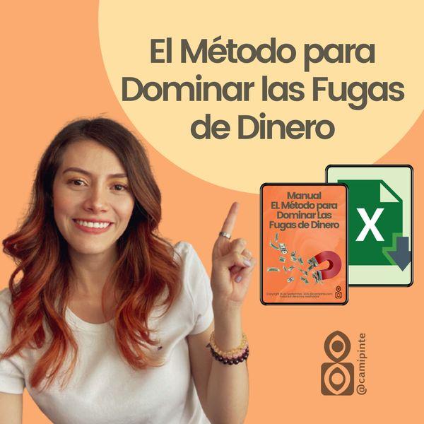 Imagem principal do produto El Método Para Dominar Las Fugas De Dinero